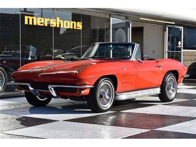1964 Chevrolet Corvette (CC-1295470) for sale in Springfield, Ohio