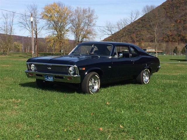 1969 Chevrolet Nova SS (CC-1295473) for sale in Clarksburg, Maryland