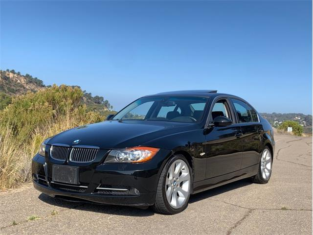 2007 BMW 335i (CC-1295477) for sale in San Diego, California