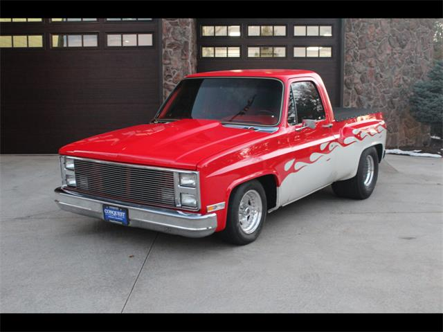 1977 Chevrolet C10 (CC-1295498) for sale in Greeley, Colorado