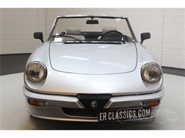 1986 Alfa Romeo Spider (CC-1295503) for sale in Waalwijk, Noord-Brabant