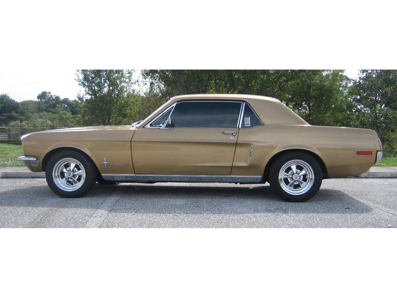 1968 Ford Mustang (CC-1295505) for sale in Delray Beach, Florida