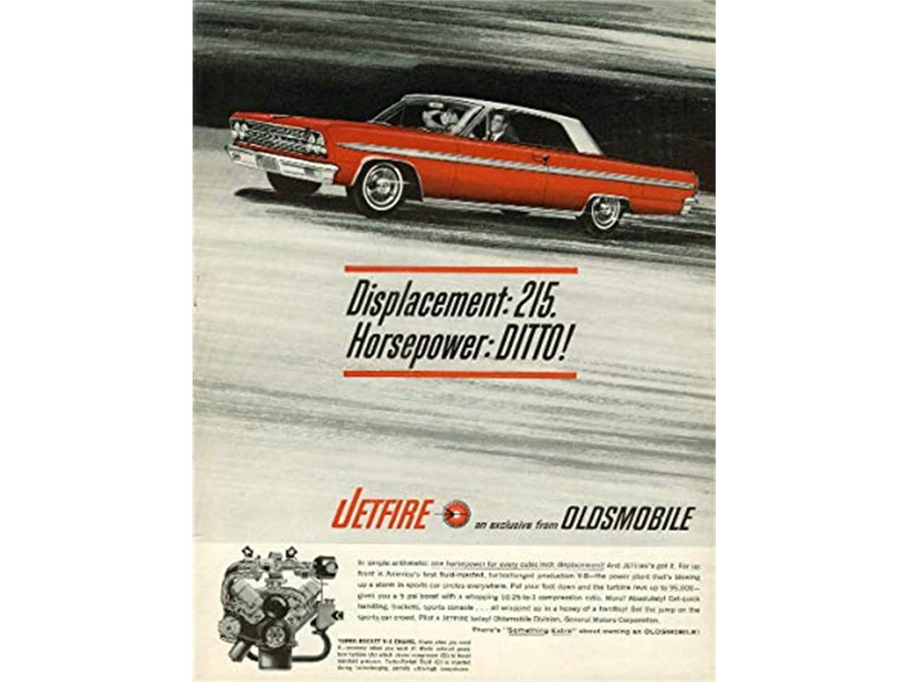 1963 Oldsmobile Jetstar I (CC-1295522) for sale in Canton, Ohio