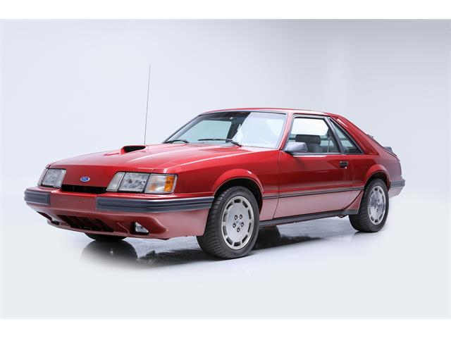 1985 Ford Mustang SVO (CC-1295524) for sale in Scottsdale, Arizona