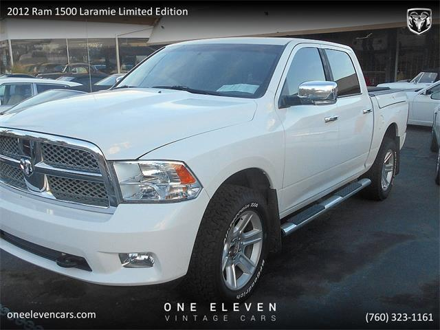 2012 Dodge Ram (CC-1295528) for sale in Palm Springs, California