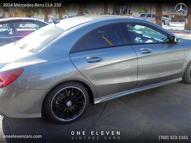 2014 Mercedes-Benz CLA (CC-1295529) for sale in Palm Springs, California