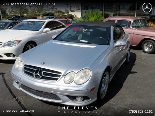 2008 Mercedes-Benz CLK-Class (CC-1295543) for sale in Palm Springs, California