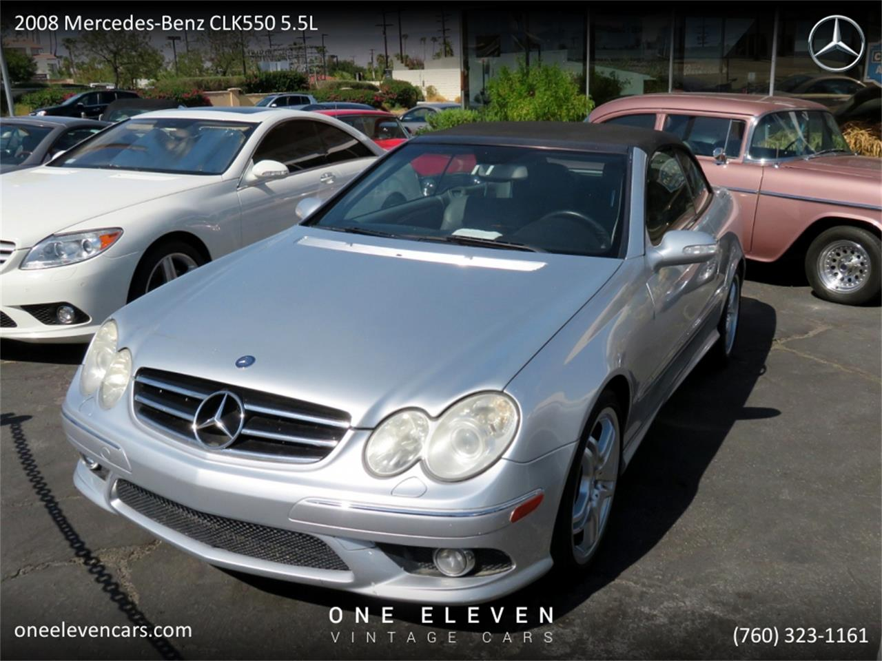 for sale 2008 mercedes-benz clk-class in palm springs, california cars - palm springs, ca at geebo
