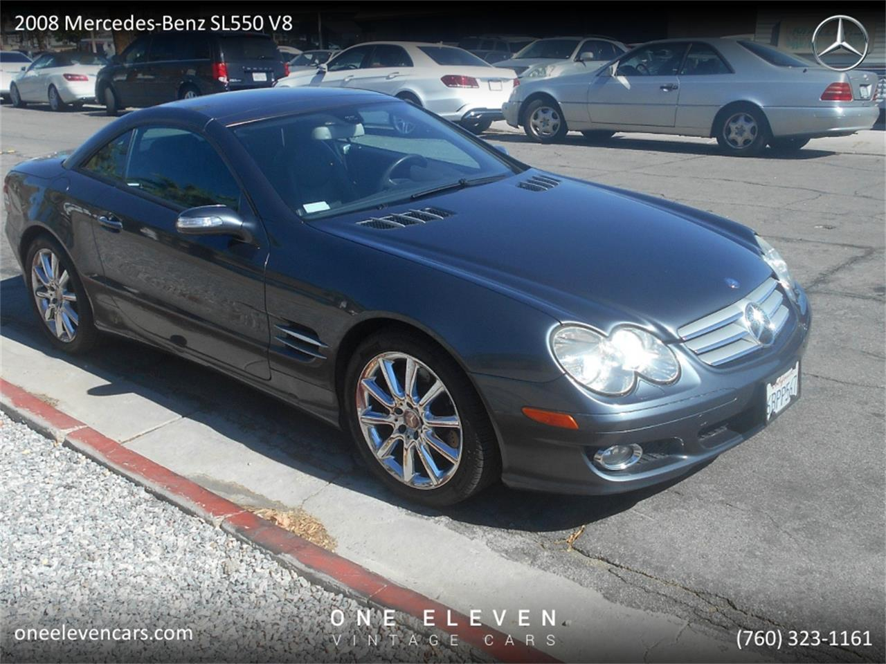 for sale 2008 mercedes-benz sl-class in palm springs, california cars - palm springs, ca at geebo