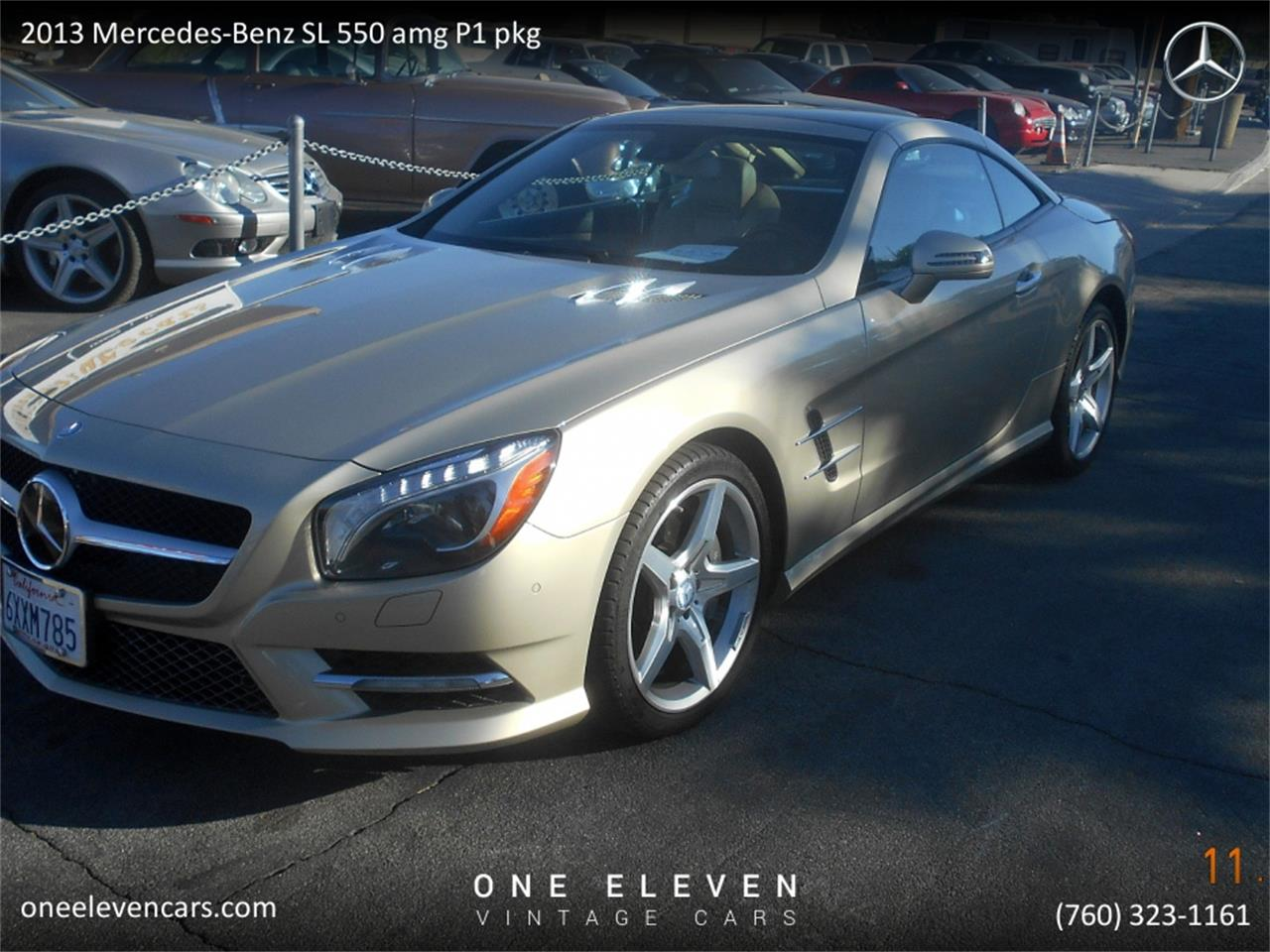 for sale 2013 mercedes-benz sl-class in palm springs, california cars - palm springs, ca at geebo