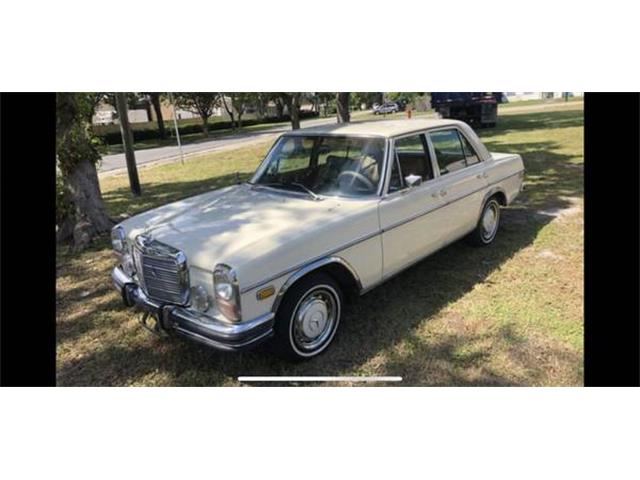 1972 Mercedes-Benz 250 (CC-1295554) for sale in FORT LAUDERDALE, Florida