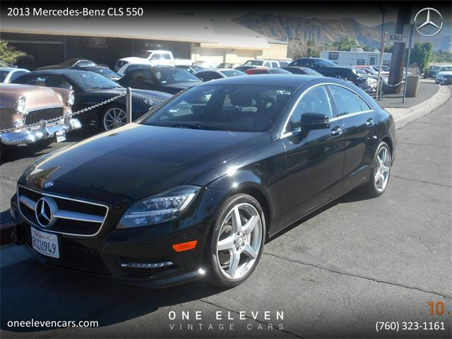 2013 Mercedes-Benz CLS-Class (CC-1295560) for sale in Palm Springs, California