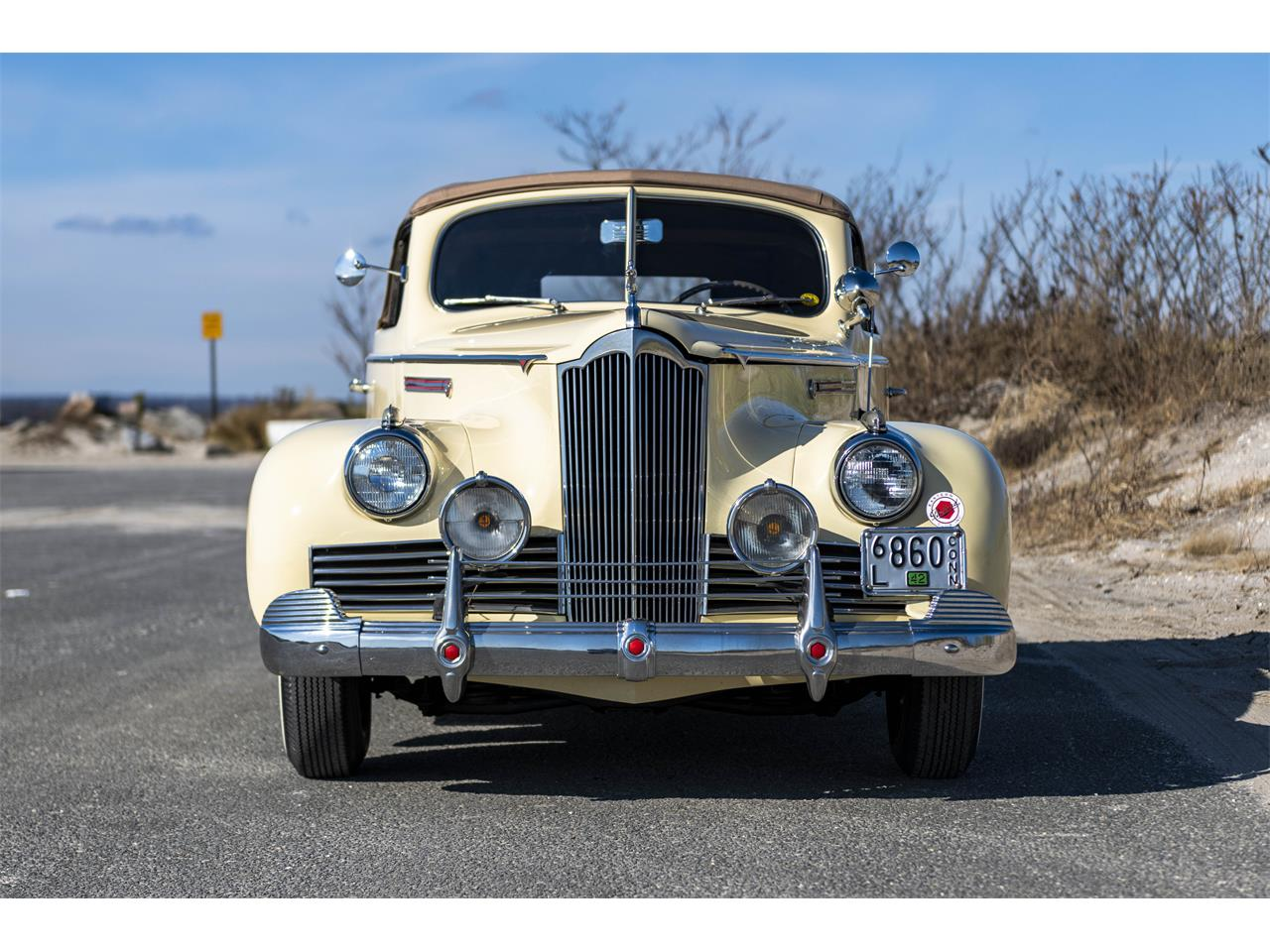 1942 Packard 110 (CC-1295586) for sale in Stratford, Connecticut