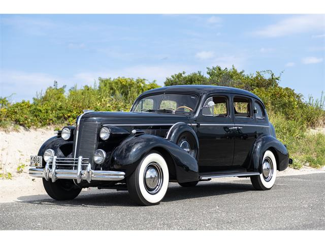 1937 Buick Century (CC-1295587) for sale in Stratford, Connecticut