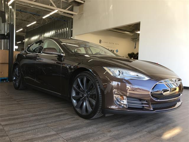 2013 Tesla Model S (CC-1295591) for sale in Salt Lake City, Utah