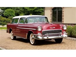 1955 Chevrolet Nomad (CC-1295594) for sale in Butler, New Jersey