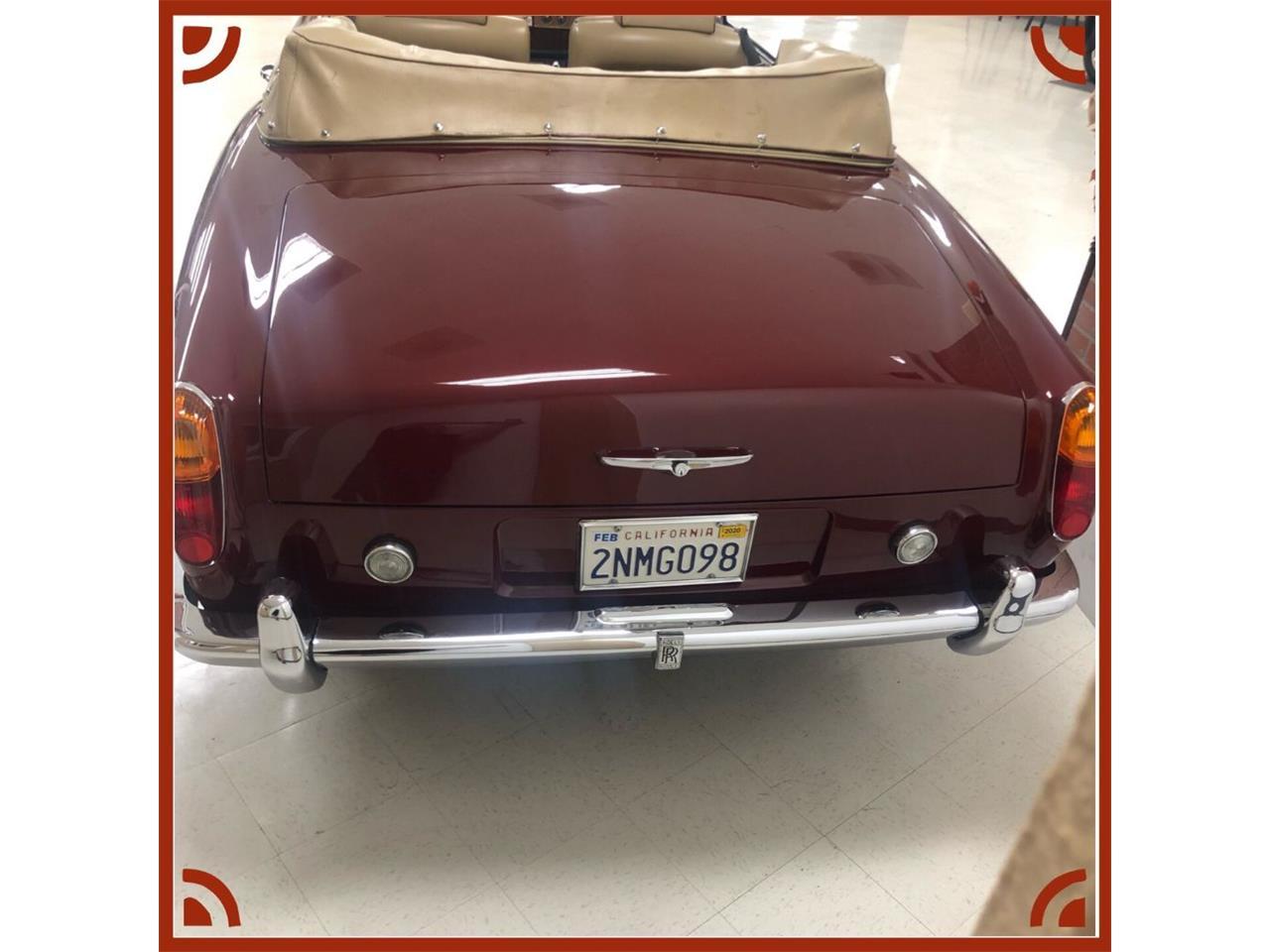 1969 Rolls-Royce Silver Shadow (CC-1295595) for sale in Santa Clara, California