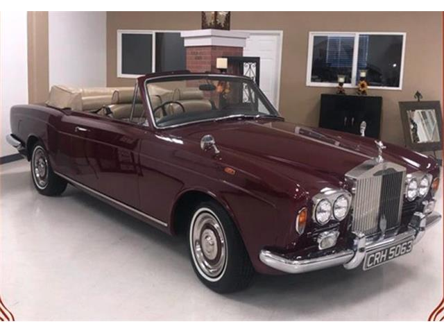 1969 Rolls-Royce Silver Shadow (CC-1295595) for sale in Santa Clara, California