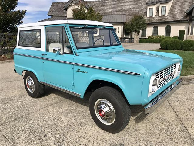1968 Ford Bronco (CC-1295599) for sale in Bristol, Virginia