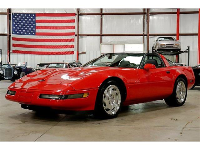 1995 Chevrolet Corvette (CC-1295612) for sale in Kentwood, Michigan