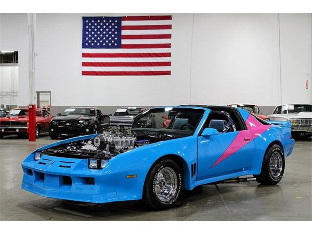 1982 Chevrolet Camaro (CC-1295616) for sale in Kentwood, Michigan