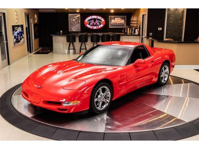 1999 Chevrolet Corvette (CC-1295617) for sale in Plymouth, Michigan