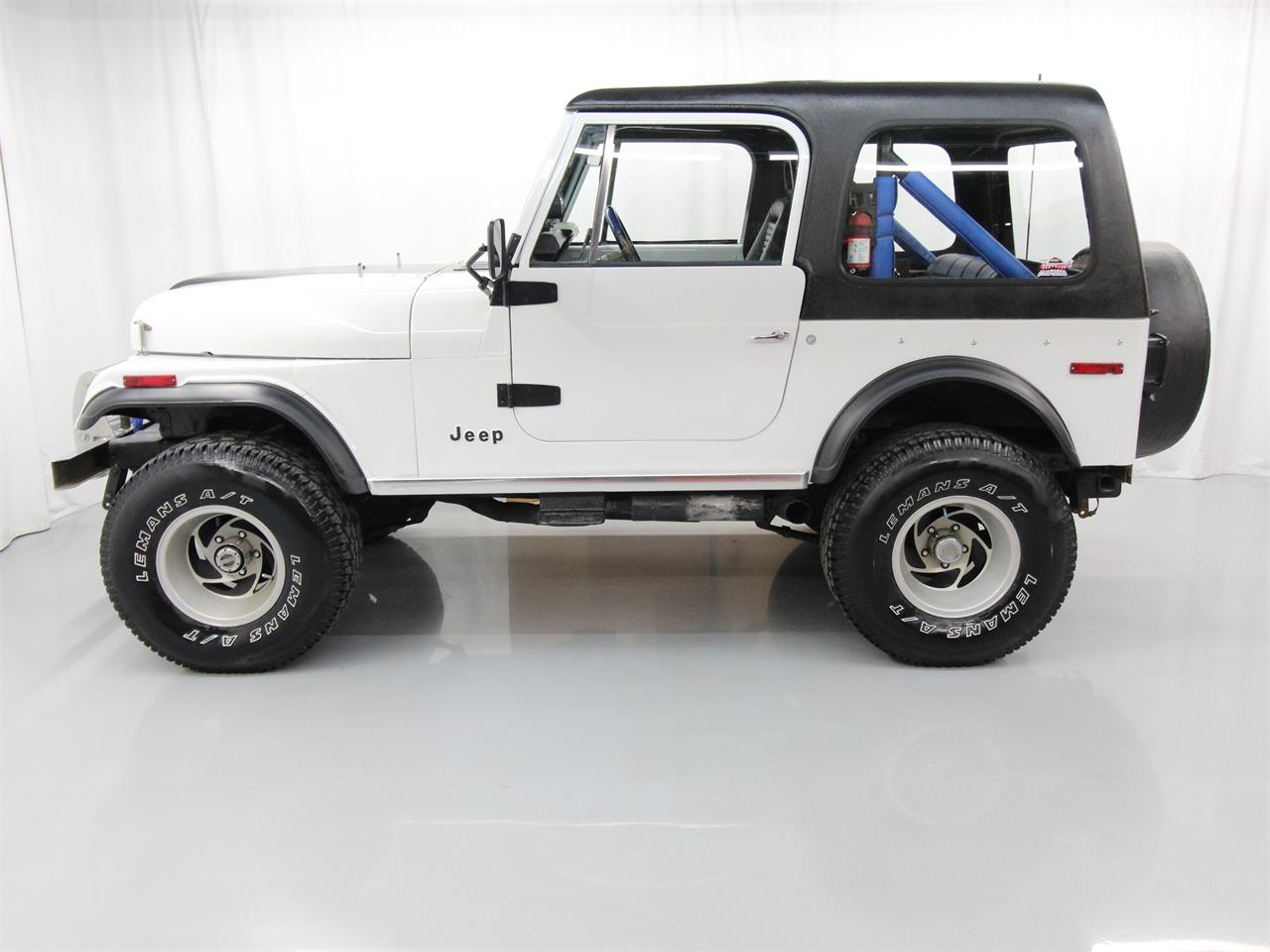 1979 Jeep CJ7 (CC-1295625) for sale in Christiansburg, Virginia