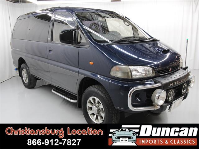 1994 Mitsubishi Delica (CC-1295626) for sale in Christiansburg, Virginia