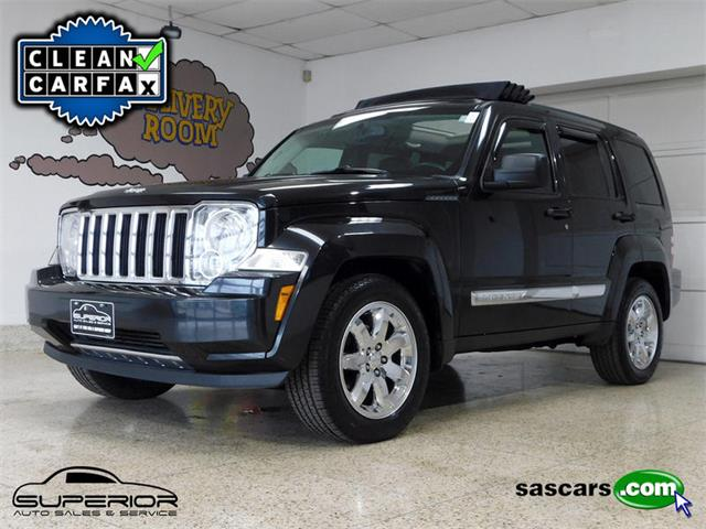 2010 Jeep Liberty (CC-1295638) for sale in Hamburg, New York
