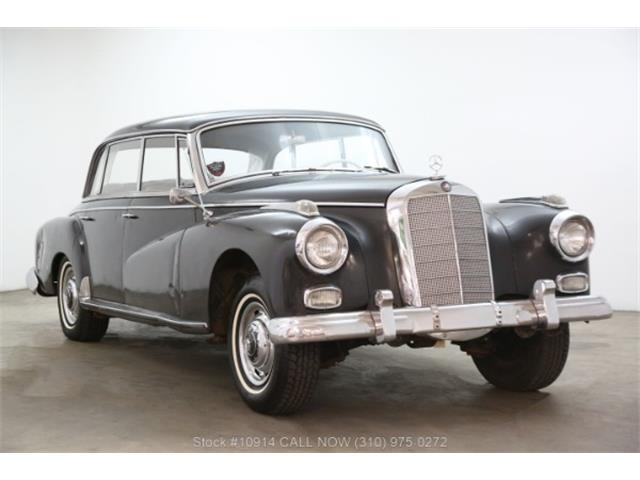 1959 Mercedes-Benz 300D (CC-1295651) for sale in Beverly Hills, California