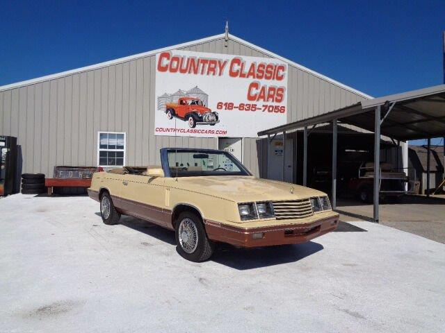 1983 Dodge 440 (CC-1295665) for sale in Staunton, Illinois