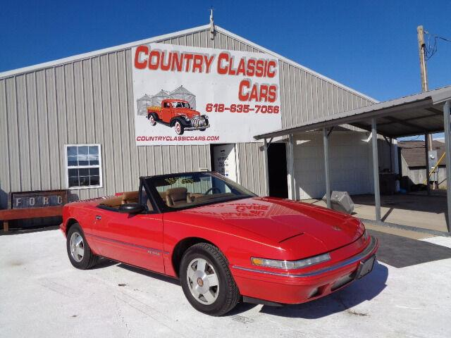 1990 Buick Reatta (CC-1295666) for sale in Staunton, Illinois