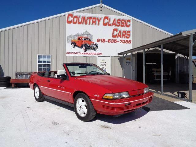 1994 Pontiac Sunbird (CC-1295667) for sale in Staunton, Illinois