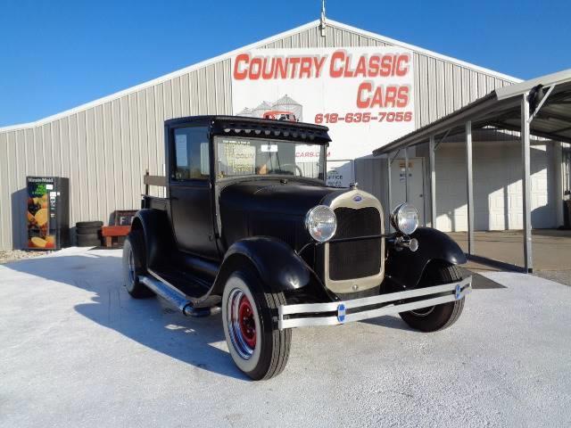 1929 Ford Model A (CC-1295669) for sale in Staunton, Illinois