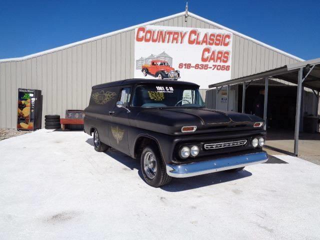 1961 Chevrolet Panel Truck (CC-1295670) for sale in Staunton, Illinois