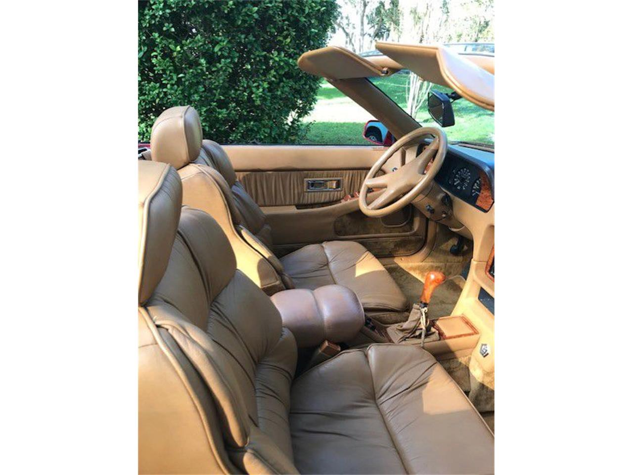 1989 Chrysler TC by Maserati (CC-1295672) for sale in West Pittston, Pennsylvania