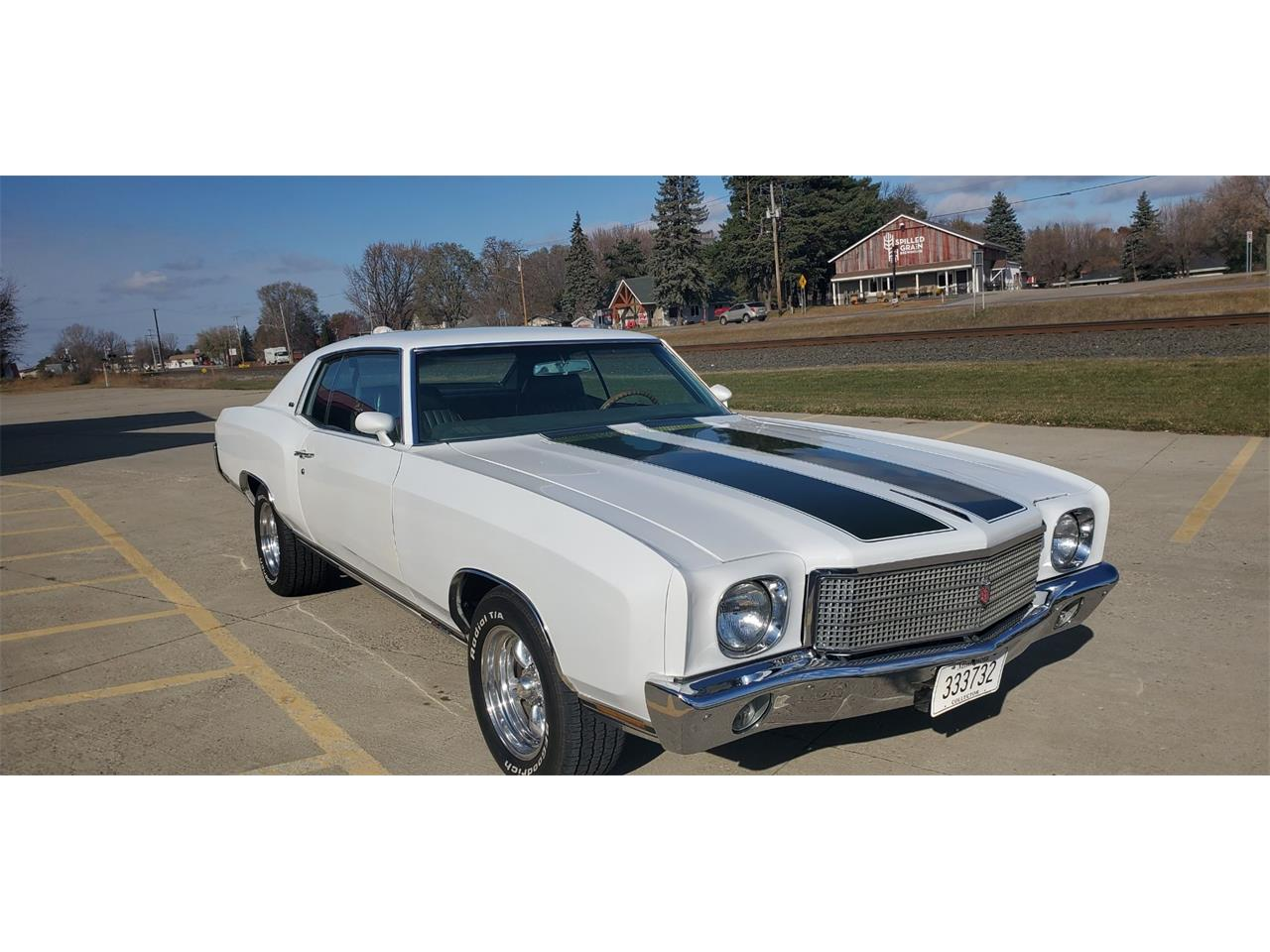 1970 Chevrolet Monte Carlo SS (CC-1295673) for sale in Annandale, Minnesota