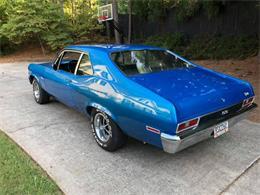 1972 Chevrolet Nova (CC-1295676) for sale in West Pittston, Pennsylvania