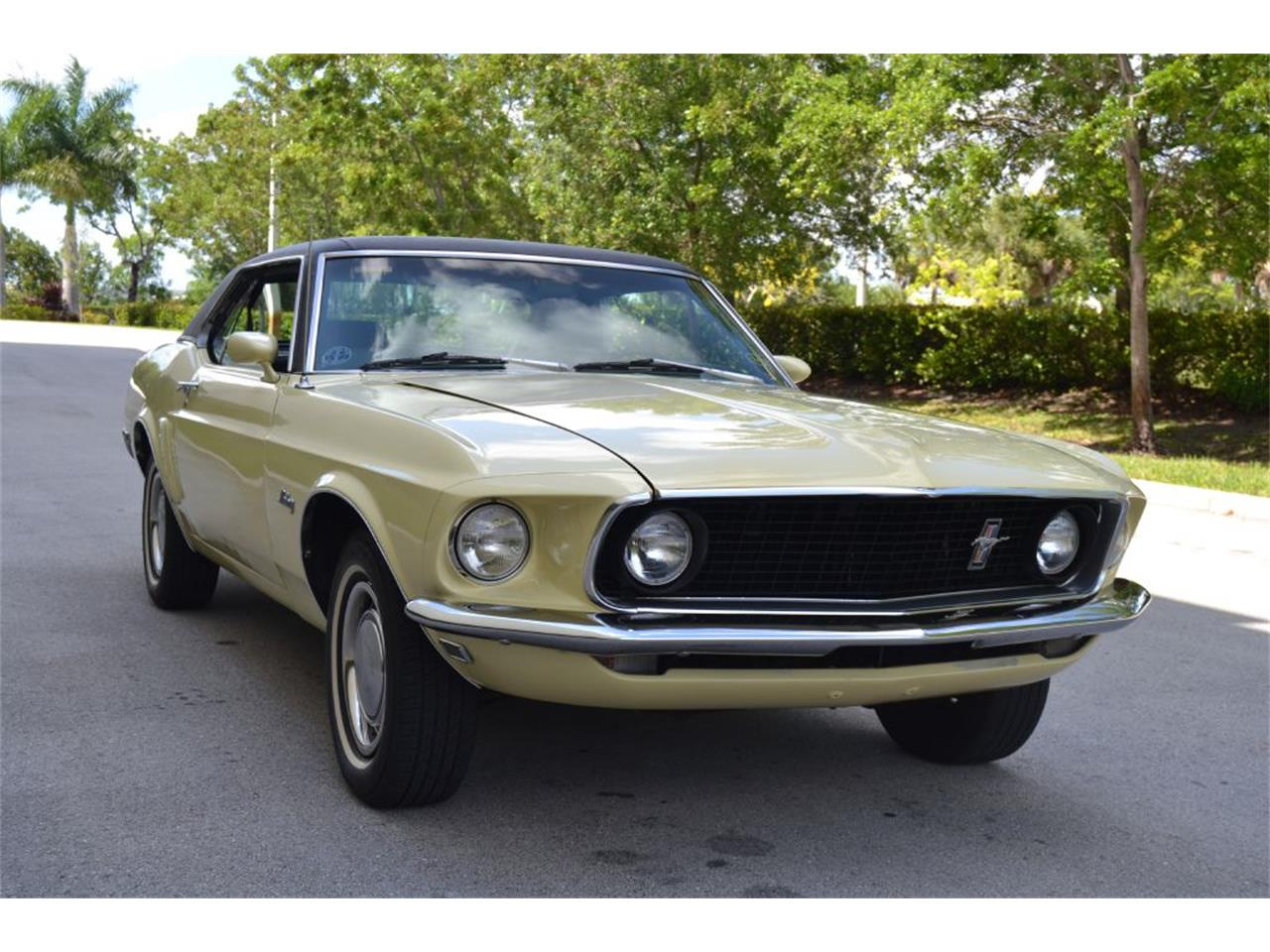 1969 Ford Mustang (CC-1295677) for sale in West Pittston, Pennsylvania