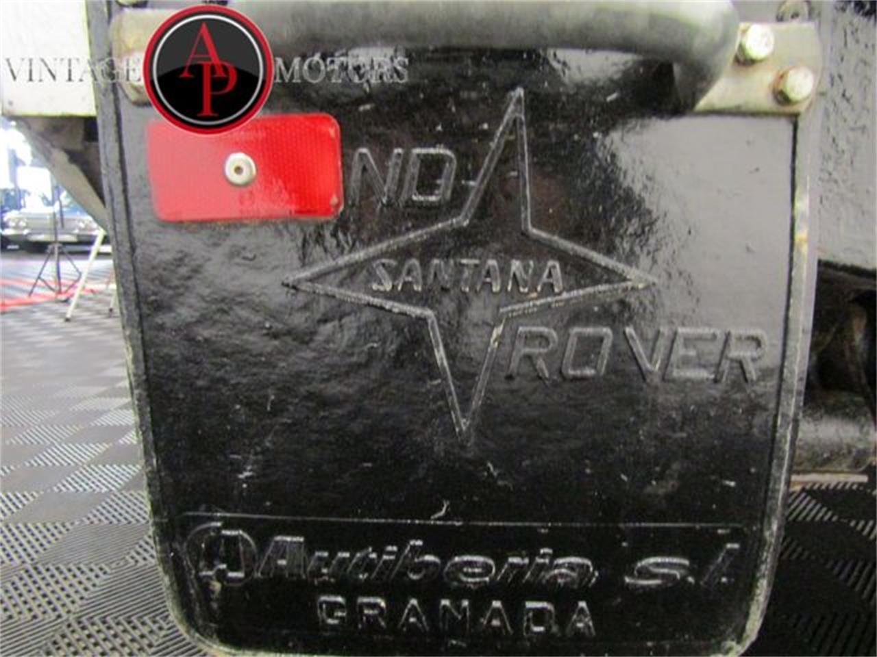 1973 Land Rover Series IIA (CC-1295735) for sale in Statesville, North Carolina