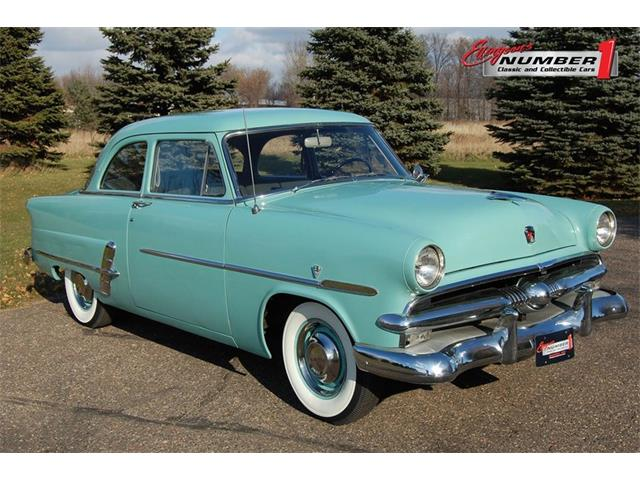 1953 Ford Customline (CC-1295749) for sale in Rogers, Minnesota