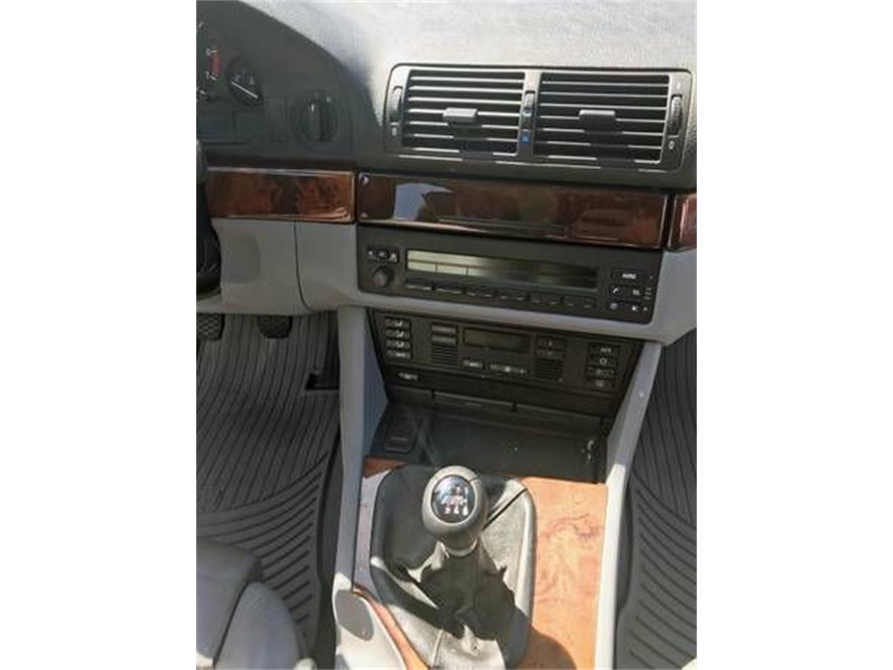 2002 BMW 5 Series (CC-1295753) for sale in Cadillac, Michigan