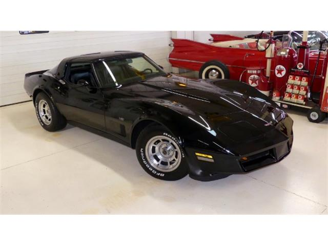 1980 Chevrolet Corvette (CC-1295762) for sale in Columbus, Ohio