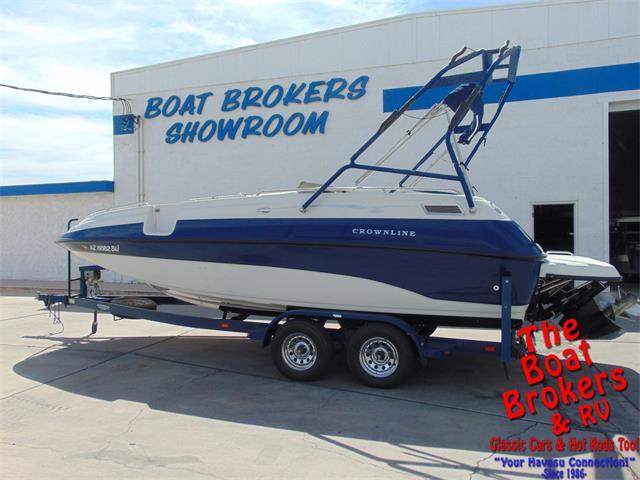 2001 Miscellaneous Boat