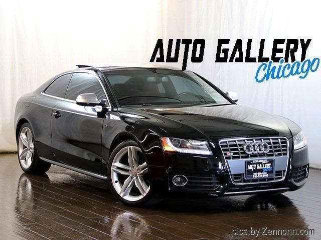 2010 Audi S5 (CC-1295772) for sale in Addison, Illinois