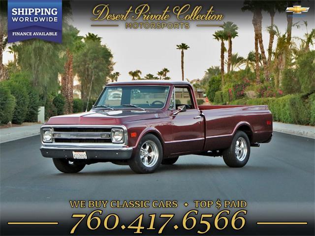 1970 Chevrolet C10 (CC-1295781) for sale in Palm Desert , California