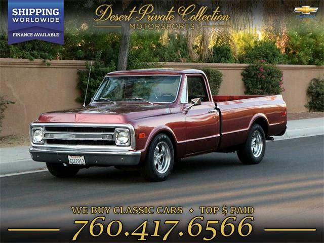 1970 Chevrolet C10 (CC-1295781) for sale in Palm Desert , California