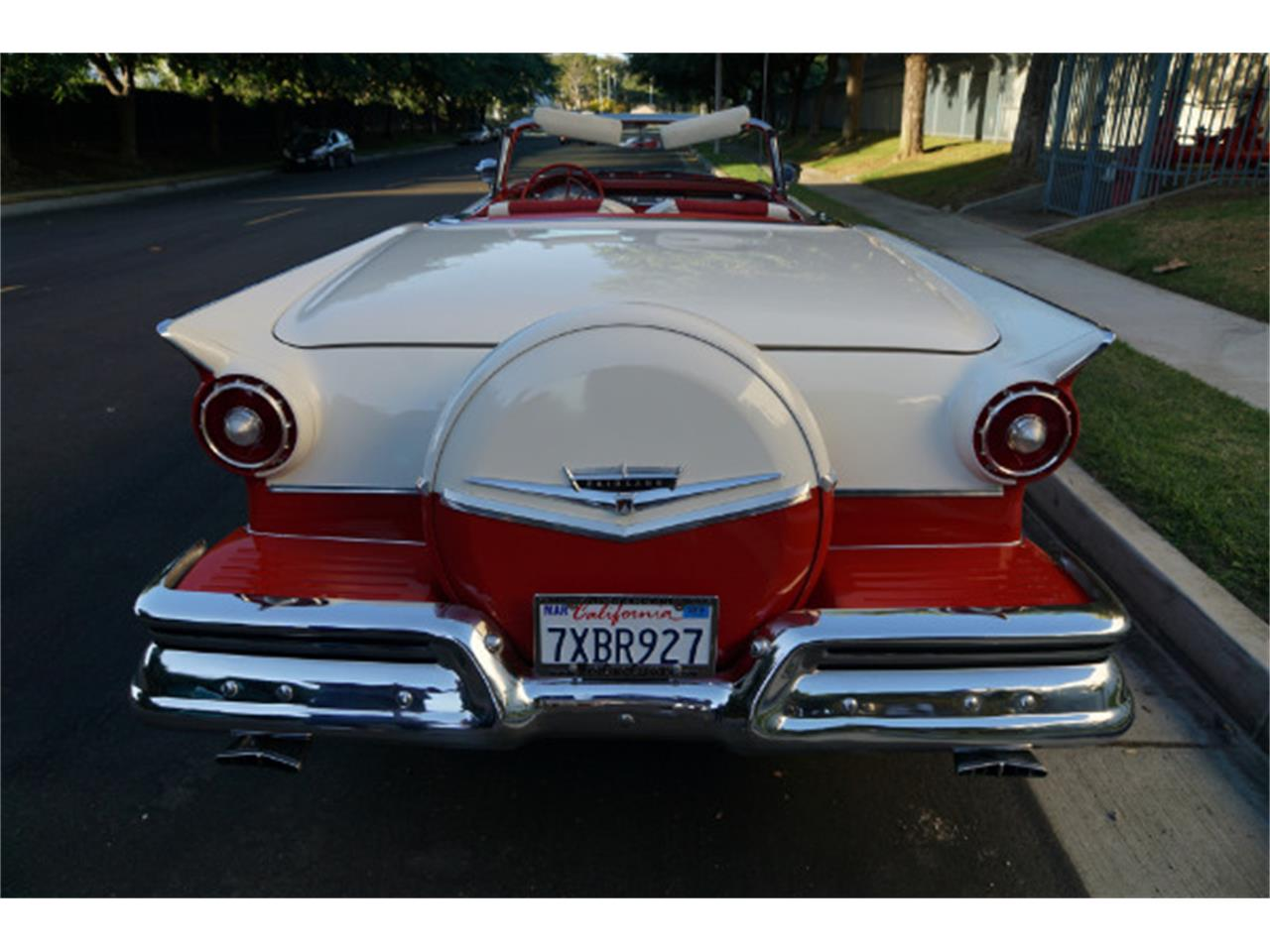 1957 Ford Fairlane (CC-1295782) for sale in Torrance, California