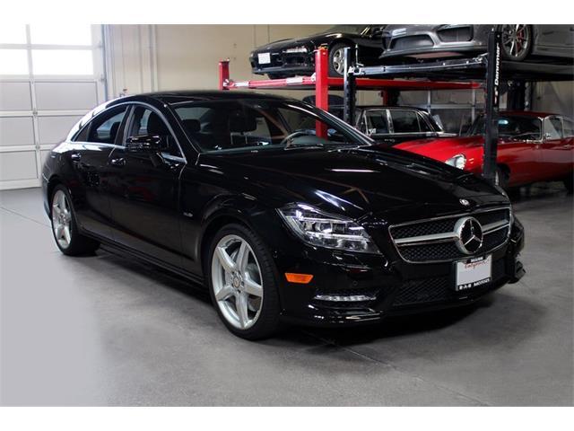 2012 Mercedes-Benz CLS-Class (CC-1295784) for sale in San Carlos, California