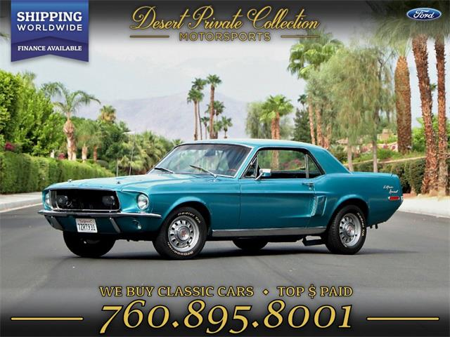 1967 Ford Mustang (CC-1295785) for sale in Palm Desert , California